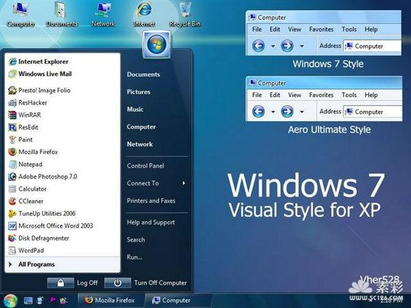 Windows 7 Plus
