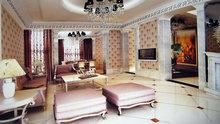 欧式复古客厅3D模型(含材质)