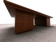 3D办公家具模型-3D会议桌模型