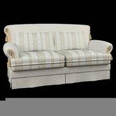 俄罗斯现代家具8-布艺沙发模型