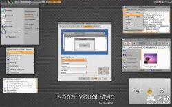 Noozii Visual Style