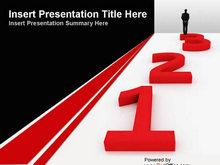 商业排名商务目标PPT模板