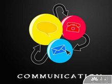 商务资讯信息分享PPT模板