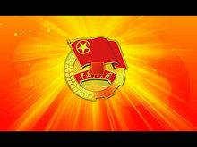 中国共青团工作报告PPT模板