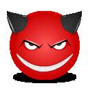 devil_smile 魔鬼的微笑