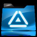 三角形文件夹