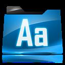 字体文件夹