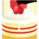 big-ice-cream-cake 冰激凌蛋糕
