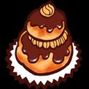 religieuse 蛋糕