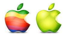 眩彩苹果iPodPNG图标