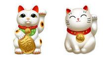 招财猫超清PNG图标