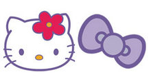 Hello Kitty卡通PNG图标