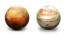 太阳系行星PNG图标