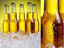 冰镇啤酒高清图片3