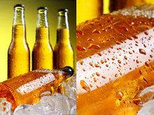 冰镇啤酒高清图片2