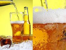 冰镇啤酒高清图片1