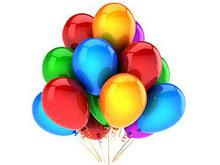 五颜六色的气球高清图片4