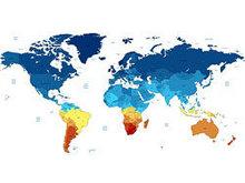 世界版图矢量图5