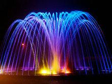 噴泉景觀高清圖片1