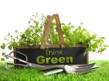 绿色田园生活主题高清图片-2