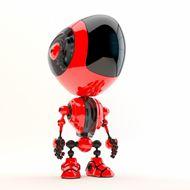可爱机器人图片