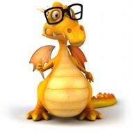 3D卡通恐龙图片