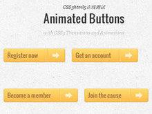 CSS3按钮
