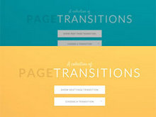 A?COLLECTION?OF?PAGE?TRANSITIONS
