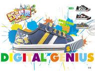运动鞋平面广告PSD素材