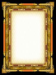 古典边框PSD素材