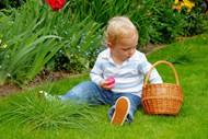 复活节儿童图片