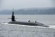 潜水艇图片 潜水艇图片大全