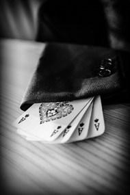 扑克牌a图片