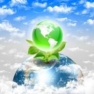 地球保护日创意图片