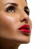 红唇美女头像图片