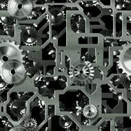 机械齿轮图片素材