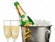 冰镇香槟酒图片