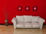 红色家居图片