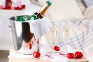 香槟酒图片素材