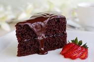 布朗尼蛋糕图片