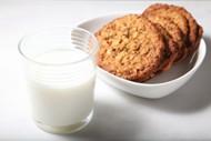 牛奶酥饼图片