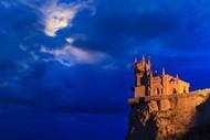 克里米亚城堡图片