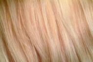 暖色系头发图片