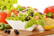 自制蔬菜沙拉图片