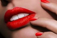欧美性感红唇图片