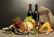 法国葡萄酒图片