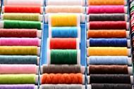 彩色缝纫线图片