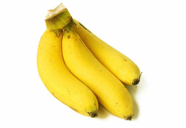 黄色香蕉高清图片
