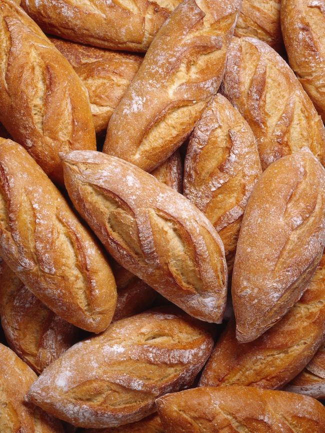 烤面包图片素材