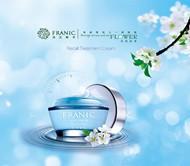 法兰琳卡化妆品PSD图片